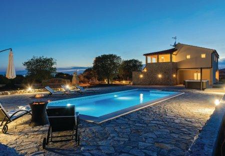 Villa in Danilo Biranj, Croatia