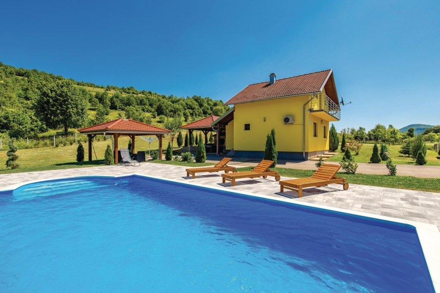 Villa in Croatia, Staro Selo