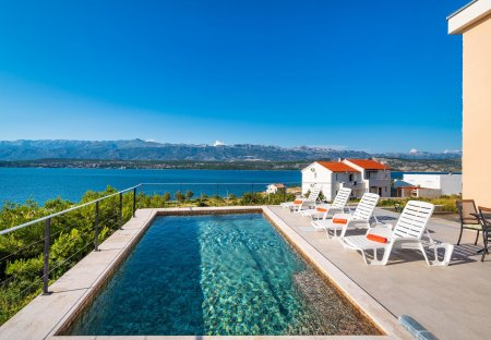 Villa in Novigrad (Zadar), Croatia