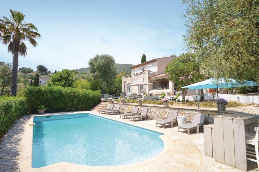 Villa in France, Le Tignet