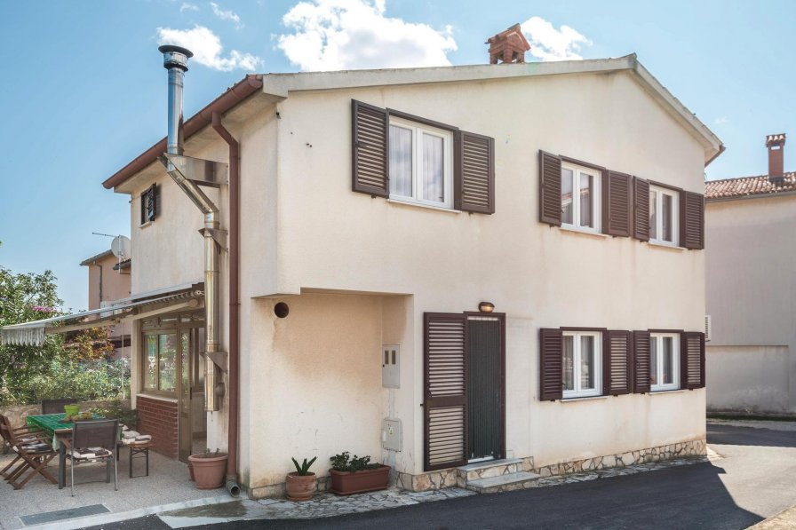Villa in Croatia, Banjole