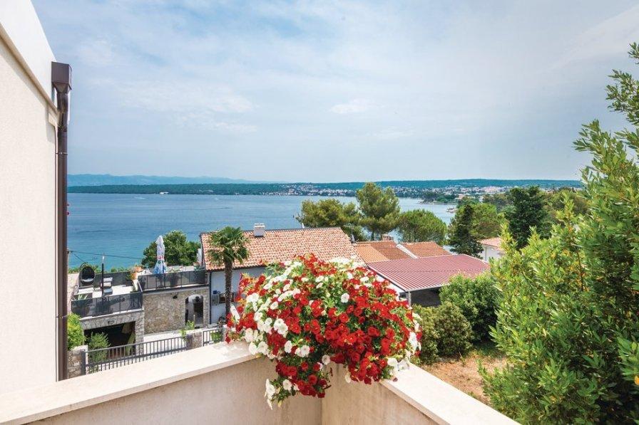 Apartment in Croatia, Vantačići