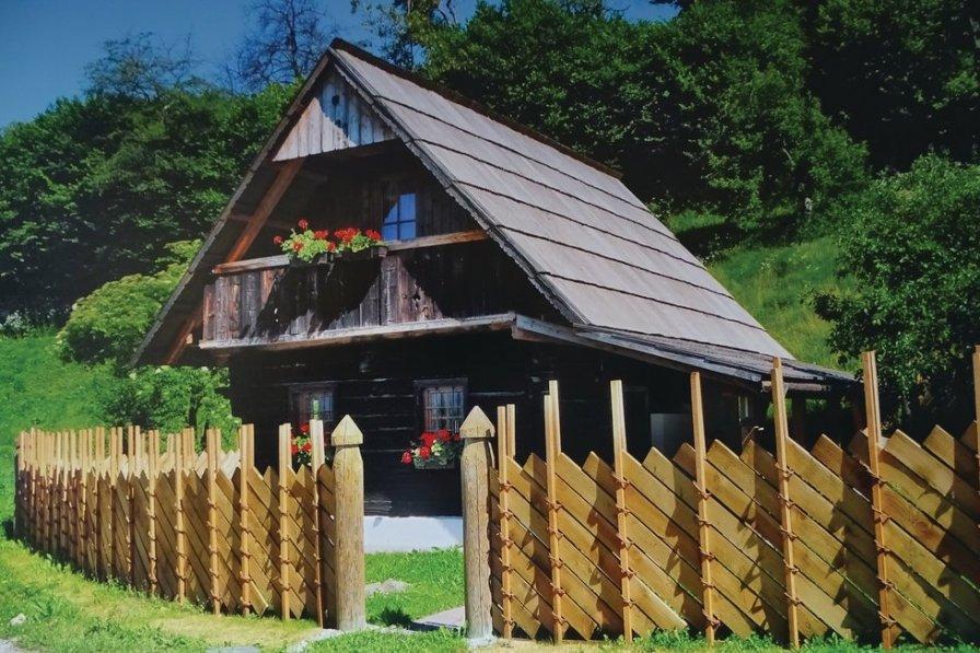Jamnica holiday villa rental with shared pool