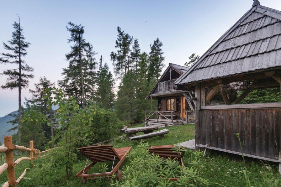 Villa in Slovenia, Podveža