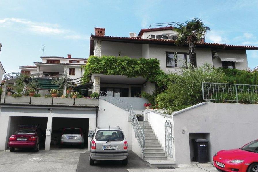 Apartment in Slovenia, Lucija: