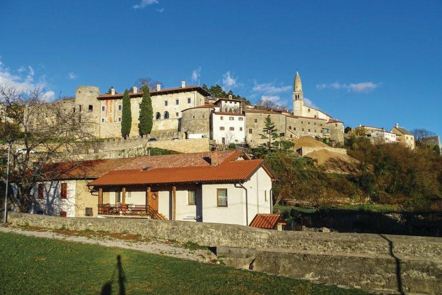 Villa in Slovenia, Štanjel
