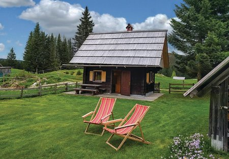 Villa in Goreljek, Slovenia