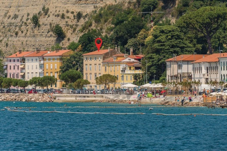 Apartment to rent in Piran