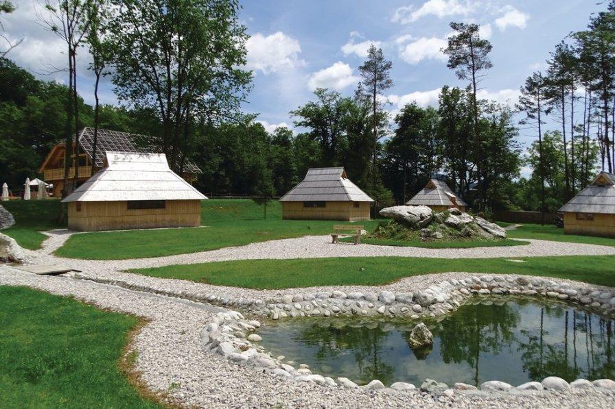 Villa in Slovenia, Godič