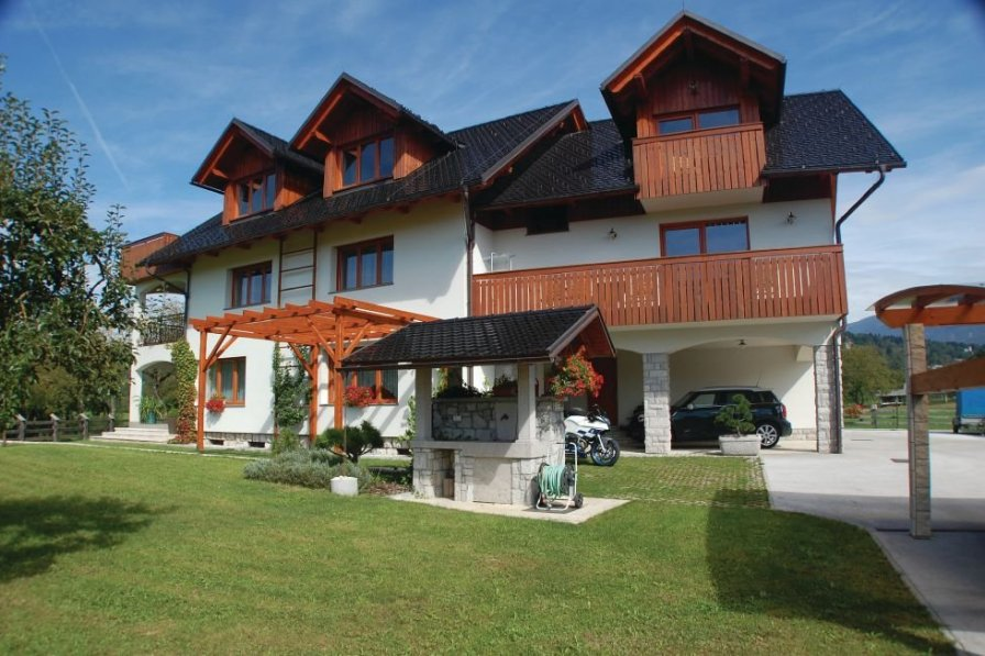 Apartment rental in Bled