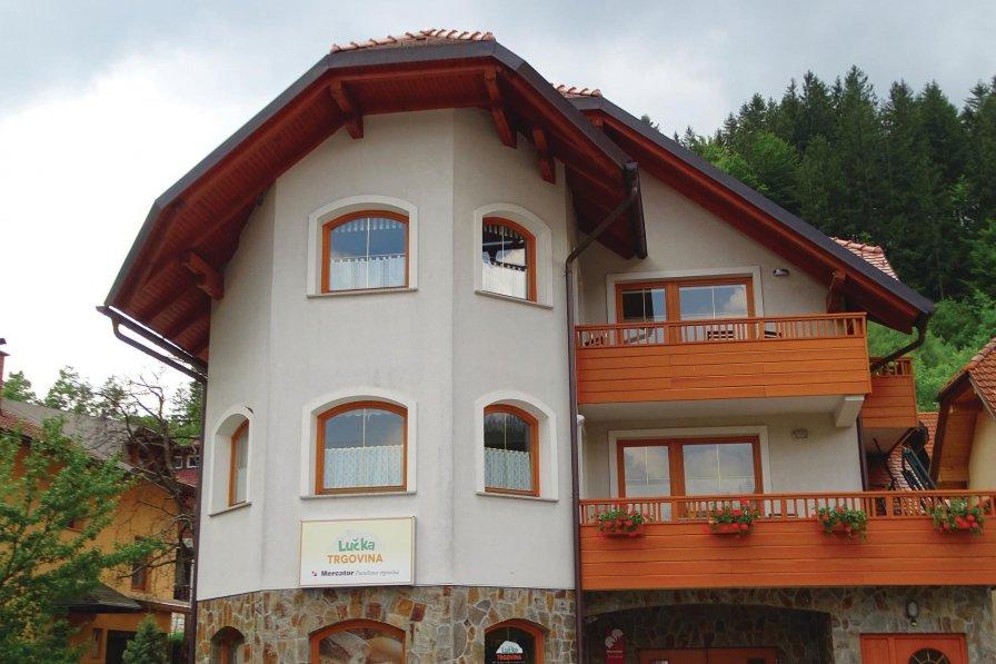 Studio rental in Luče
