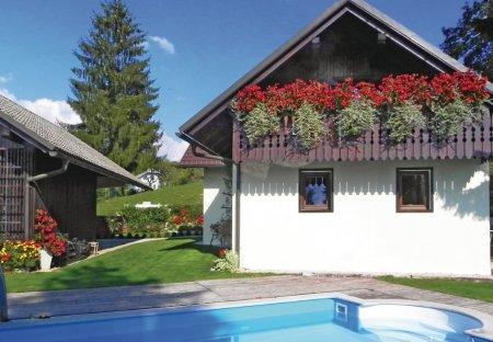 Villa in Vrhovje, Slovenia: