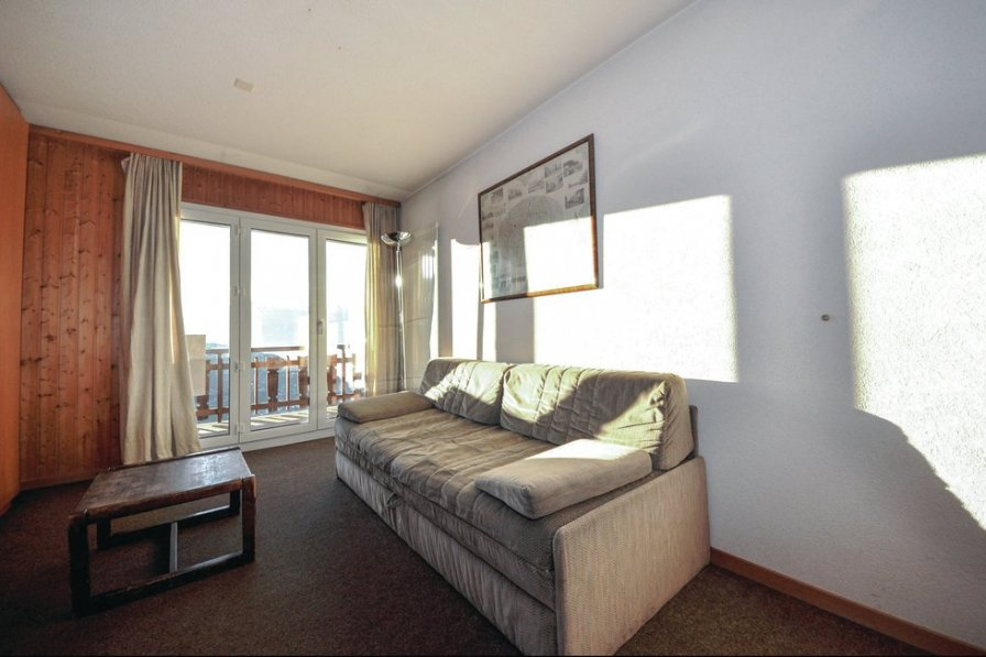 Studio apartment in Switzerland, Nendaz