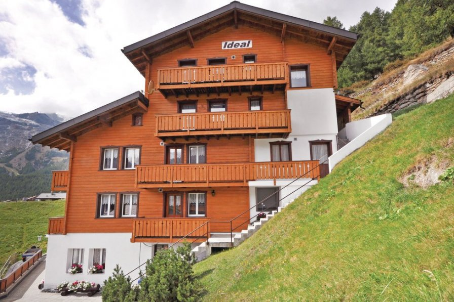 Studio apartment in Switzerland, Saas-Fee