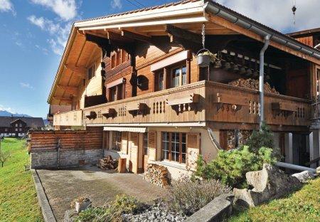 Apartment in Habkern, Switzerland