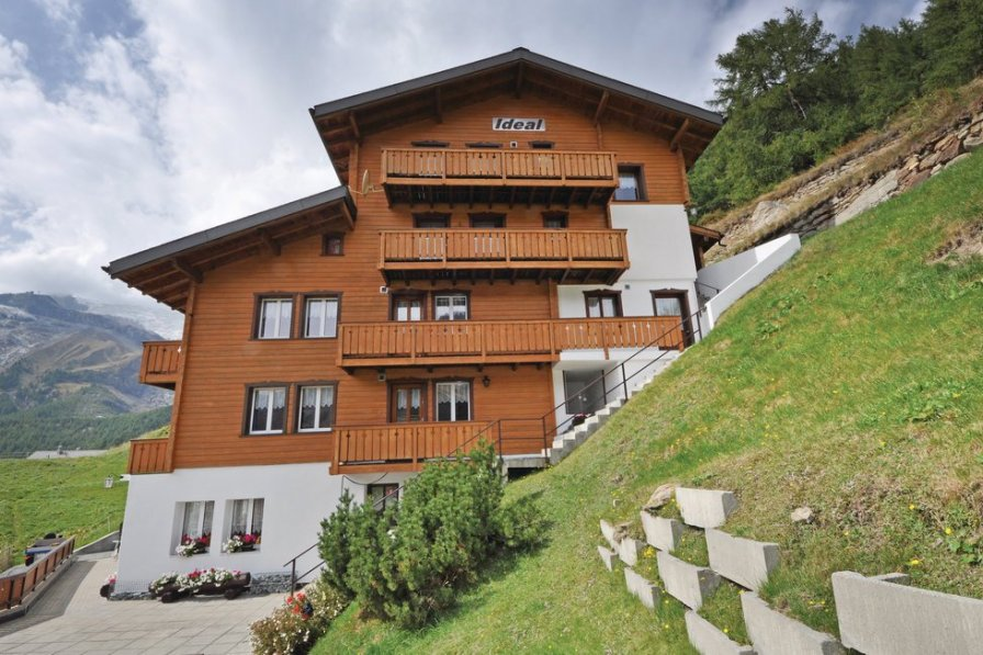 Apartment in Switzerland, Saas-Fee