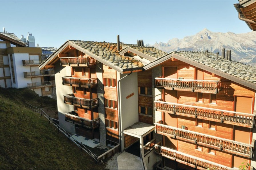 Apartment in Switzerland, Veysonnaz