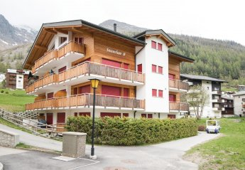 1 bedroom Apartment for rent in Saas Fee