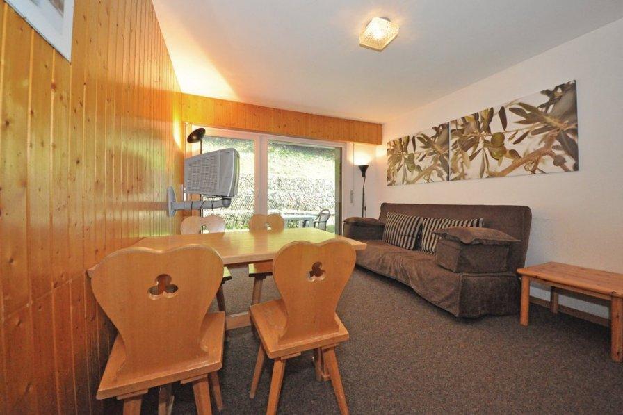 Studio apartment in Switzerland, Veysonnaz