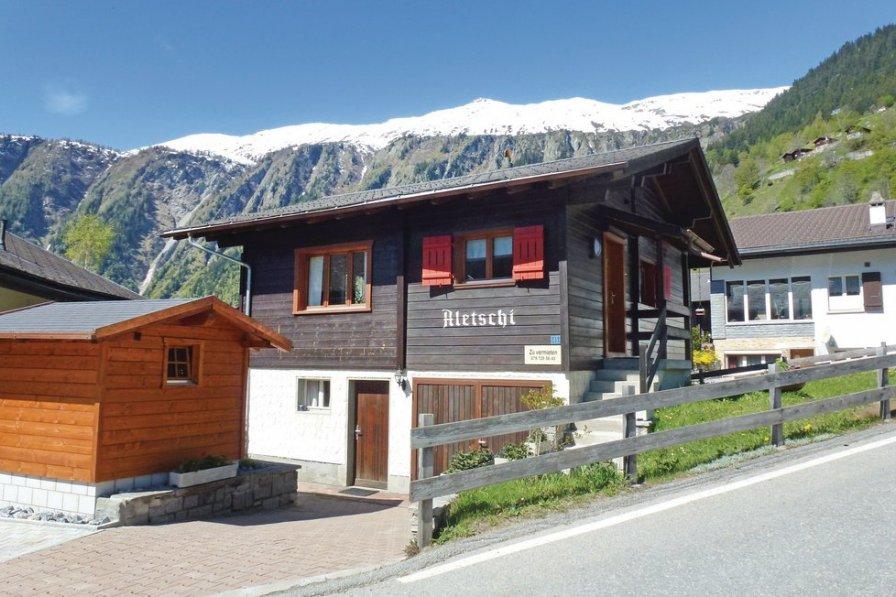 Apartment in Switzerland, Naters
