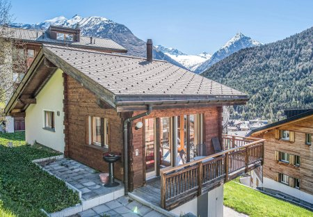Villa in Saas-Fee, Switzerland