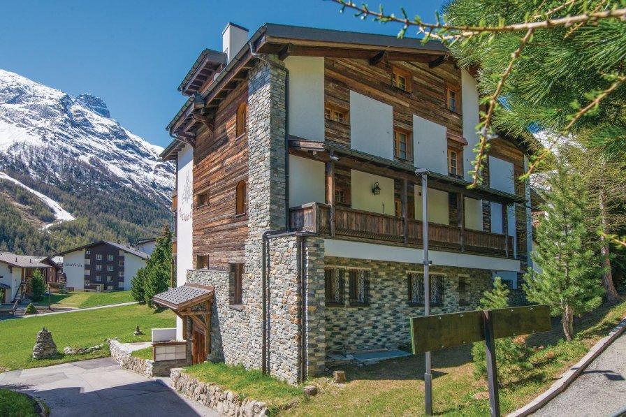 Apartment in Switzerland, Saas-Fee