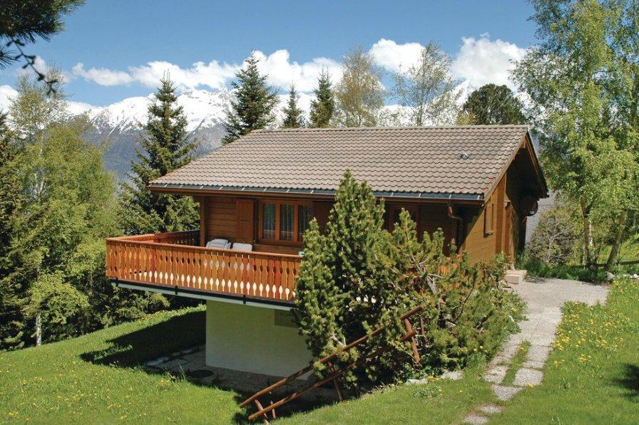 Villa in Switzerland, Bürchen