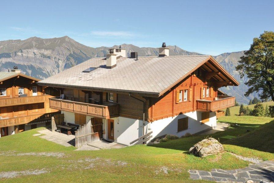 Apartment in Switzerland, Brienz (BE)