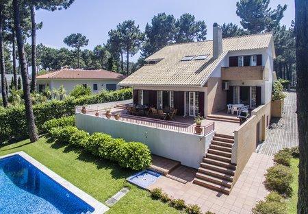 Villa in Aroeira, Lisbon Metropolitan Area