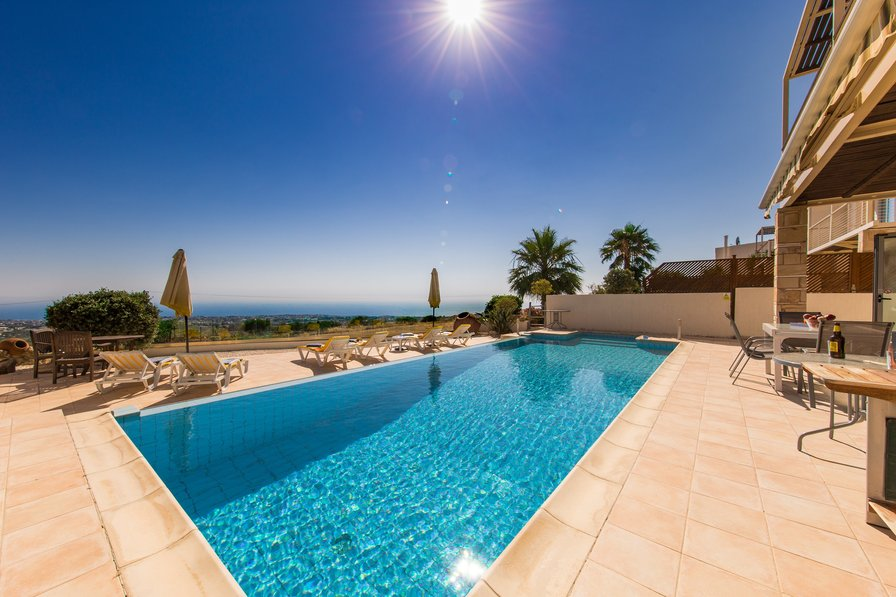 Villa in Cyprus, Tremithousa