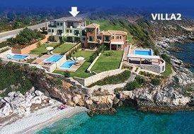 Villa in Skala, Kefalonia: Villa Brio complex