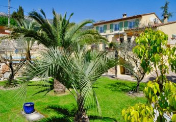 5 bedroom Villa for rent in Vence