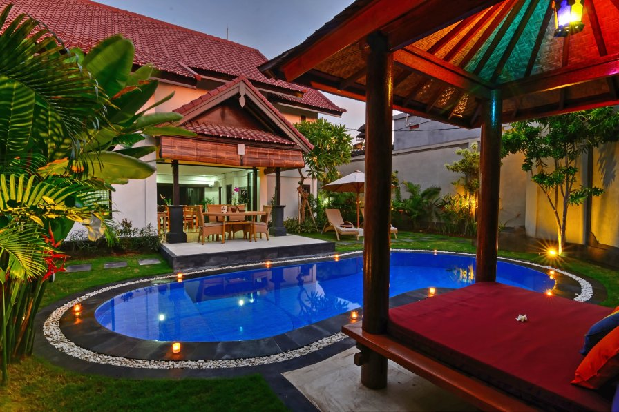 Owners abroad SEMINYAK BEACH - 5 Star Villa Kibbi - LOCATION-LOCATION-LOCATION