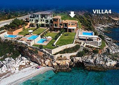 Villa Brio complex, Kefalonia, Greece, Villa 4
