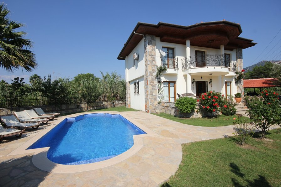 Villa in Turkey, Dalyan