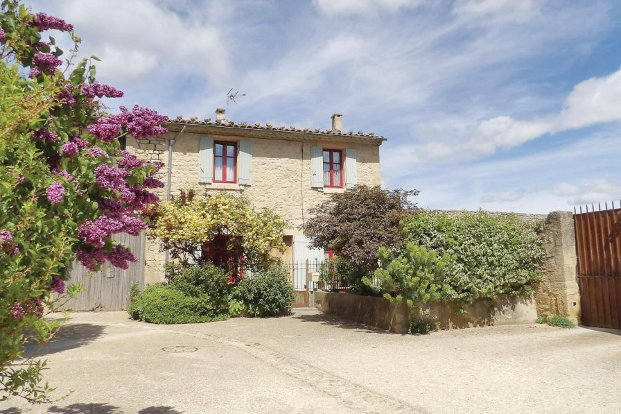 Villa in France, Viens