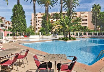 1 bedroom Apartment for rent in Golfe Juan
