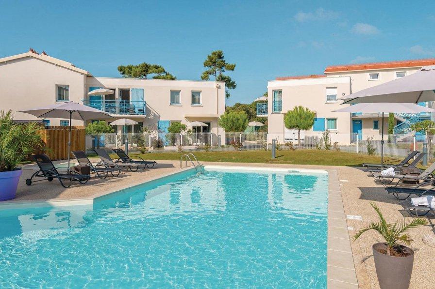 Apartment in France, Saint-Palais-sur-Mer