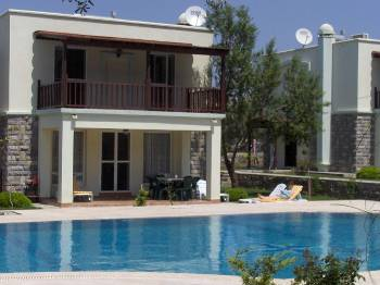 Villa in Turkey, Gokcebel: Poolside