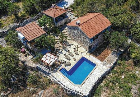 Villa in Drvenik Veli, Croatia