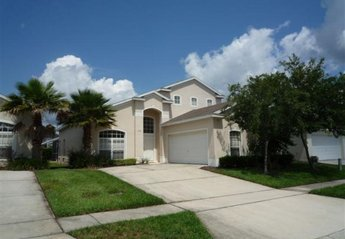 Villa in USA, Hampton Lakes: Florida Vacation Villa