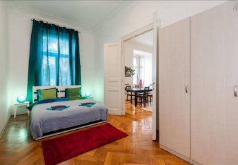 4 bedroom Apartment for rent in Prague