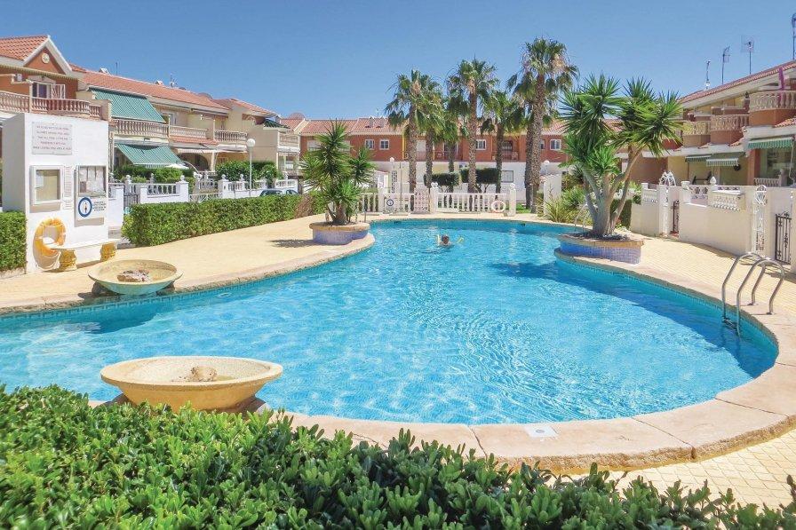 Villa rental in Ciudad Quesada with shared pool