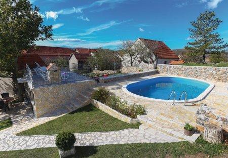 Villa in Tijarica, Croatia