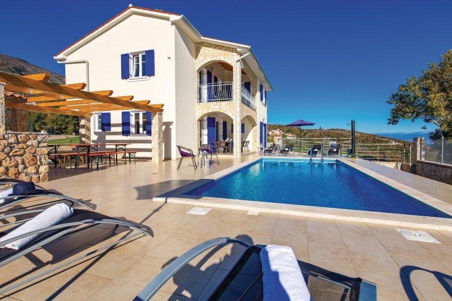 Villa To Rent In Zagore Croatia With Swimming Pool 218950