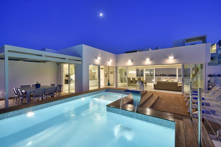 Villa To Rent In Melleiha Malta With Private Pool 218958