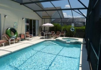 6 bedroom Villa for rent in Clermont, Orlando