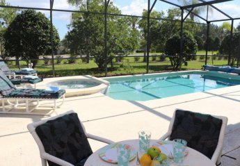 7 bedroom Villa for rent in Clermont, Orlando