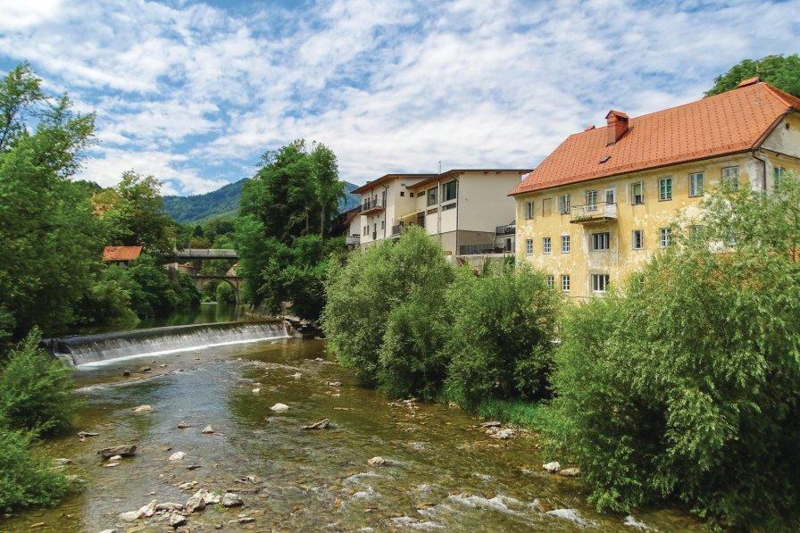 Škofja Loka - mesto holiday apartment rental