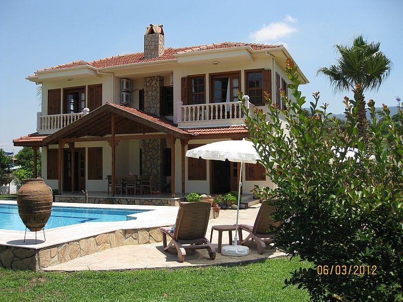 Villa in Turkey, Maras